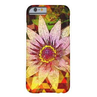 Retro Water Lilies Barely There iPhone 6 Case