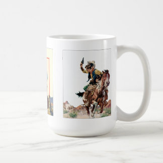 Retro Western Mug 2