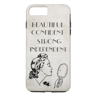 Retro Woman Mirror Beautiful,Strong...iPhone7 Plus iPhone 7 Plus Case