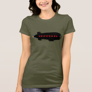 Retro Zeppelin T Shirt