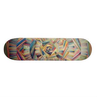 Retroflect Custom Skate Board