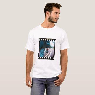 RetroLab Men's Single Photo Colour Film Clothing T-Shirt