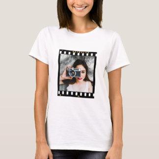 RetroLab Women's Single Photo Colour Film Clothing T-Shirt