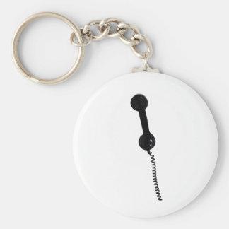 RetroPhone040509 Keychain