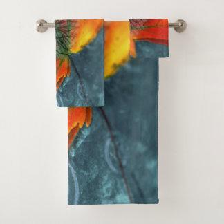 Retroreflection Bath Towel Set