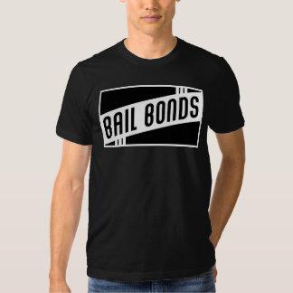 rétros cautionnements tee-shirts