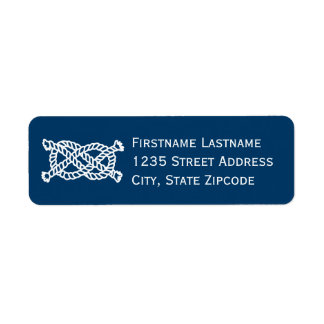 Return Address Labels | Nautical Theme