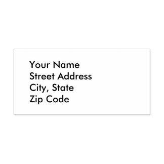Return Address Self-inking Stamp