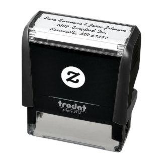 Return Address Stamp - Customizable