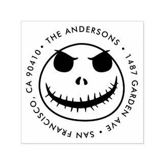 Return address stamp Halloween