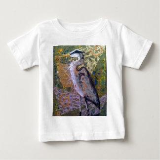 Return of the Blue Heron Baby T-Shirt
