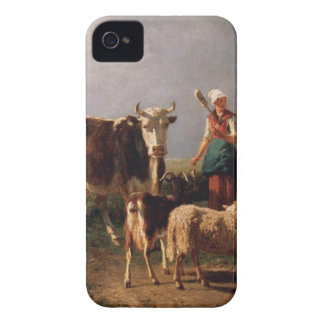 Return of the Herd by Constant Troyon Case-Mate iPhone 4 Case
