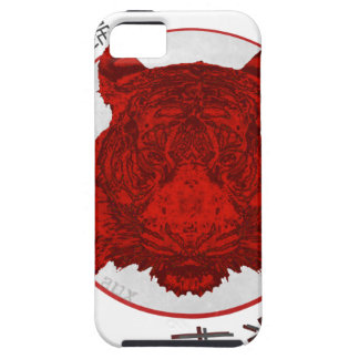 Return of The Lucky Tiger Case For The iPhone 5