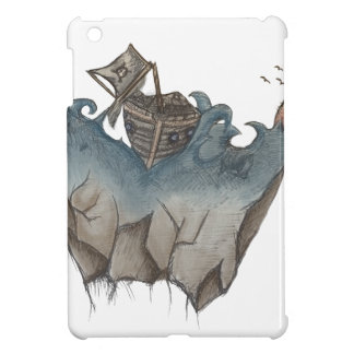 Return of The Lucky Tiger iPad Mini Cover