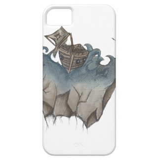 Return of The Lucky Tiger iPhone 5 Cover