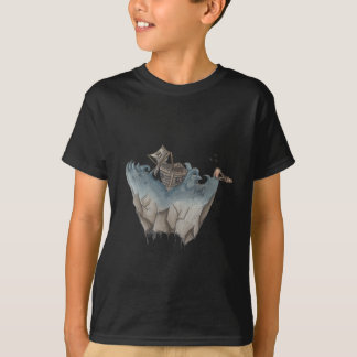 Return of The Lucky Tiger T-Shirt