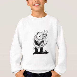 Return of the Pandacorn and octopus Sweatshirt