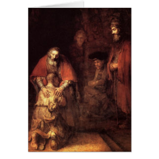 Return of the Prodigal Son-Companion Card