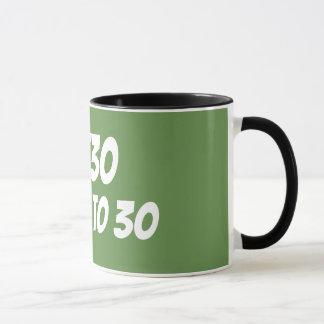 Return to 30 Mug