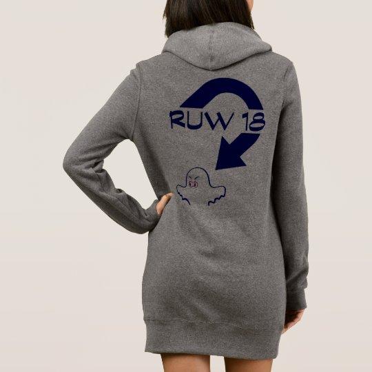 Return to harsh 18 girlies hoody robe
