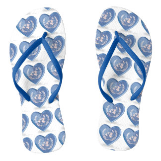 Reunion Flip Flops - how could you go  wrong
