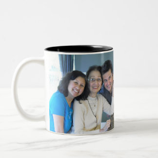 Reunion Two-Tone Coffee Mug