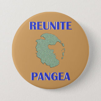 reunite pangea 3 inch round button