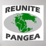 Reunite Pangea Poster