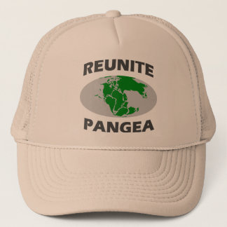 Reunite Pangea Trucker Hat