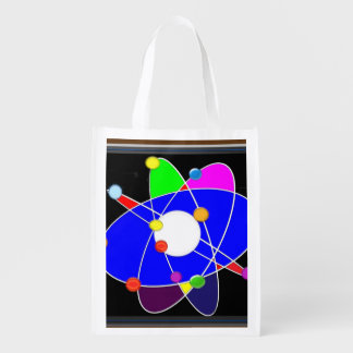 Reusable Bag  Get rid of disposable plastic bags a Market Totes