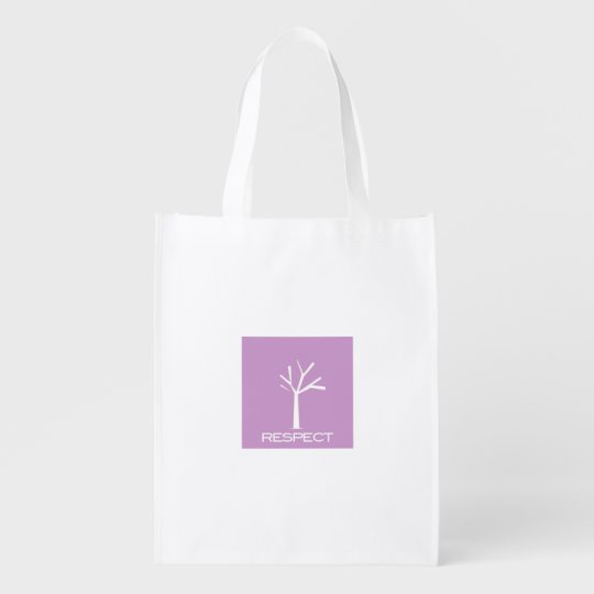 Reusable bag grocery bags