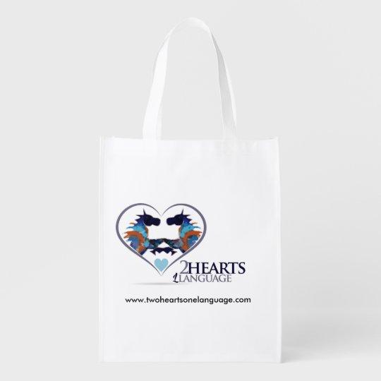 Reusable bag market totes