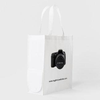 Reusable Bag with Photocamera