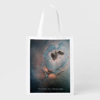 Reusable Bags Green Earth Friendly. Market Totes