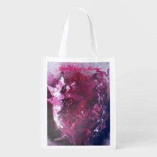 Reusable Bags Green Earth Friendly. Reusable Grocery Bag
