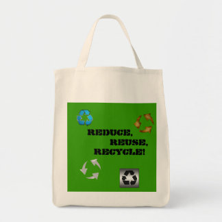 Reusable Grocery Bag - Natural