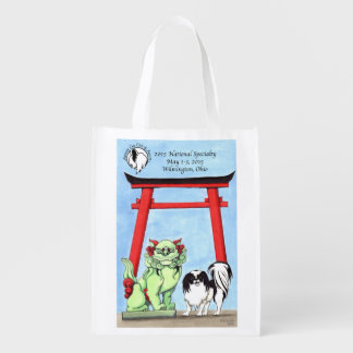 Reusable Grocery Tote Market Tote