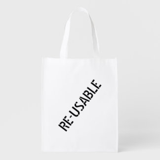 Reusable Reusable Grocery Bag