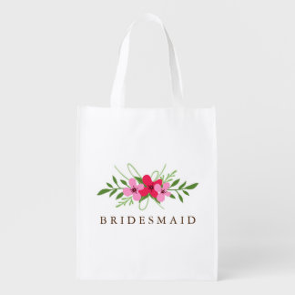 Reusable Tote - Floral Day