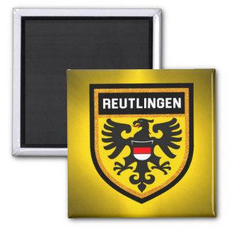 Reutlingen Flag Magnet