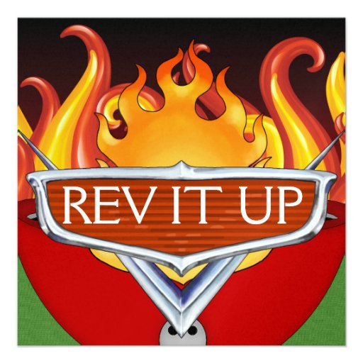 Rev It Up! - BBQ - Chili Cook-Off Announcement