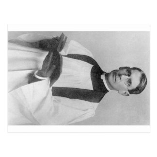 Rev. Robert Woodward Barnwell Postcard