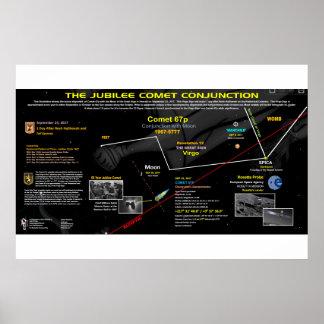 Revelation 12 Sign - Jubilee Comet 67p