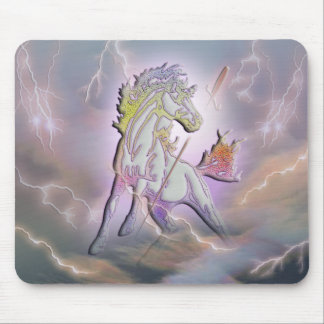 Revelation 19 mouse pad