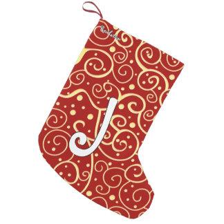 Revelation 22-2 small christmas stocking