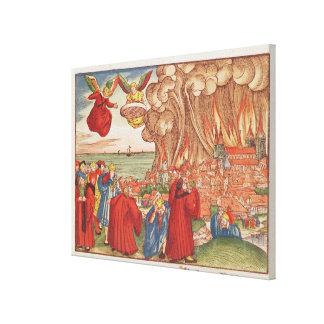 Revelation Canvas Print