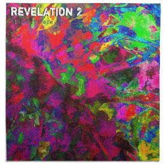 Revelation Chapter 2 Napkin