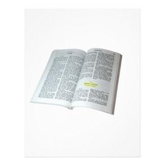 Revelation of Jesus Christ Letterhead