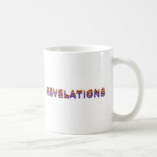 Revelations fire icon coffee mugs