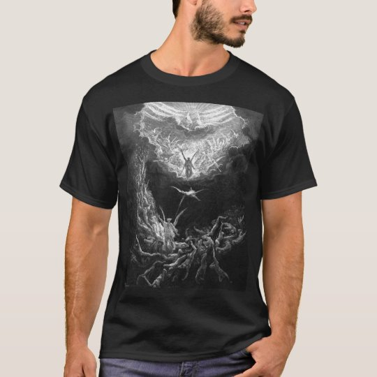 Revelations: Last Judgement  - Gustave Dore T-Shirt